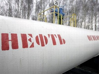 Транзит нефти. Фото: fedpress.ru